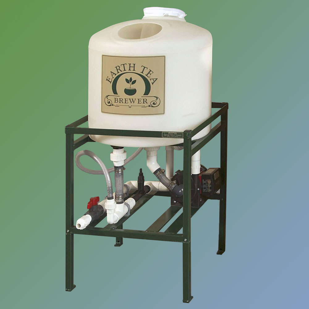Earth Tea Brewer 22 gallons