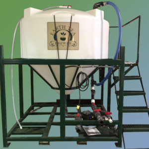 500 gallon Earth Tea Brewer