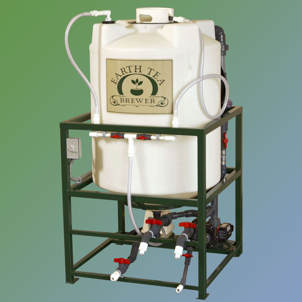 Earth Brewer 110 gallons
